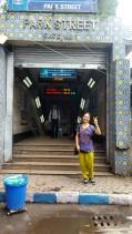 Park Street underground Kolkata