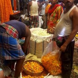 Flower Market Kolkata