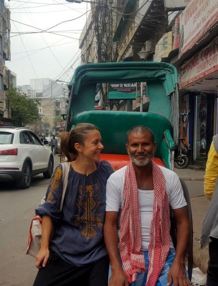 Rickshaw in Kolkata