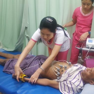 Ospedale privato di Thanlyin
