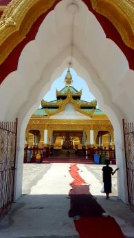 Khutodaw Pagoda, Mandalay, Myanmar